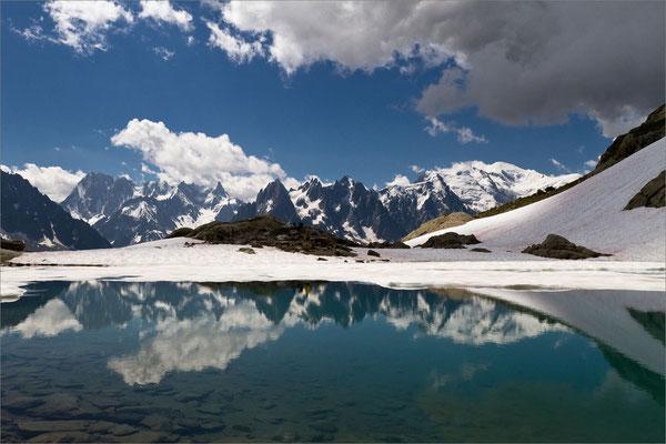 Lac Blanc, Chamonix Mont-Blanc, France