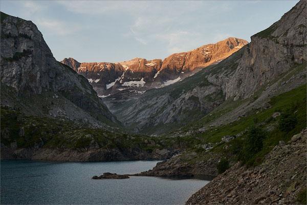 Lac des Gloriettes, Hautes-Pyrénées, France