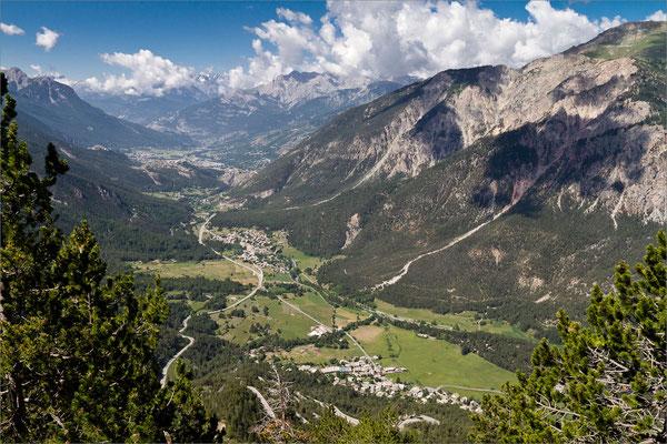 Vallée de la Clarée, Clarée, France