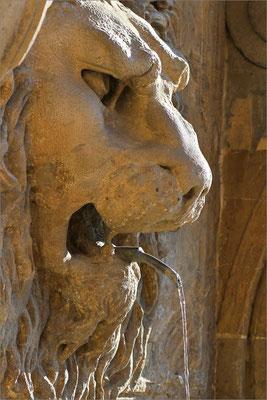 Fontaine du Palazzo Pitti, Florence, Italie