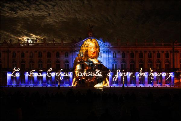 """Spectacle """"Rendez-vous Place Stanislas"""", Nancy, France"""