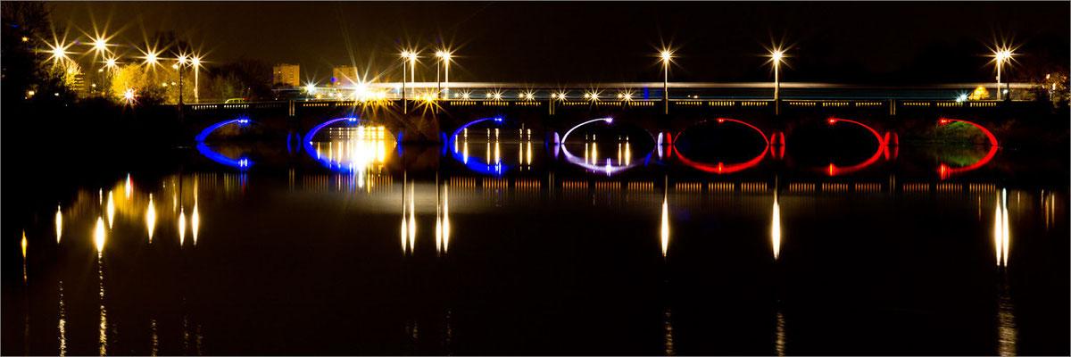 Pont de Tomblaine, Tomblaine, France