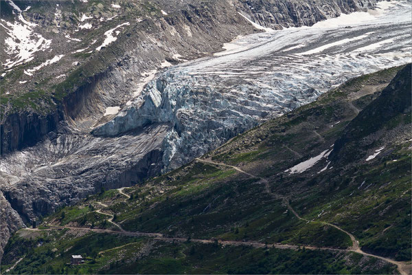 Glacier d'Argentière, Chamonix Mont-Blanc, France