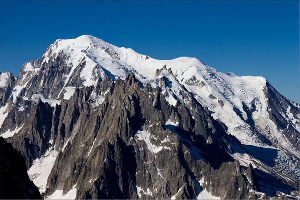 Massif du Mont-Blanc, Chamonix Mont-Blanc, France