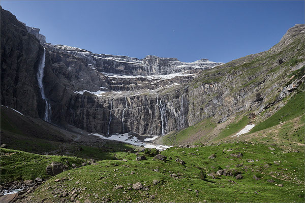 Cirque de Gavarnie, Hautes-Pyrénées, France