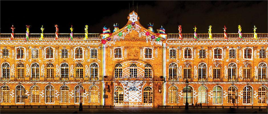 """""""Rendez-vous de Saint-Nicolas"""" Place Stanislas, Nancy, France"""