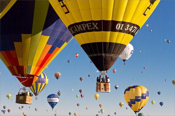 Lorraine Mondial Air Ballons, Chambley, France