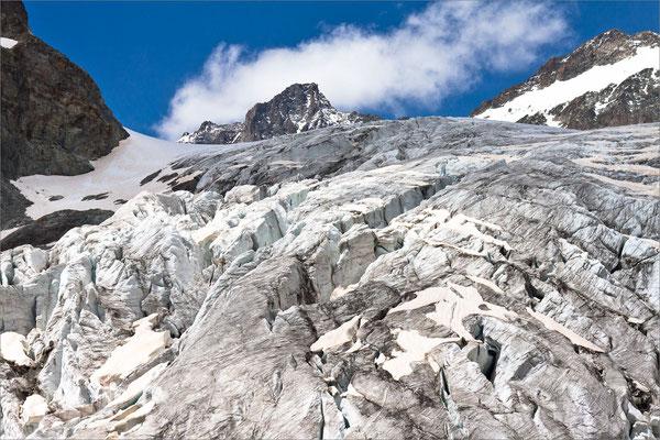 Glacier Blanc, Vallouise, France