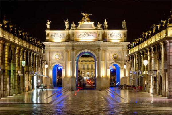 Arc Héré, Nancy, France