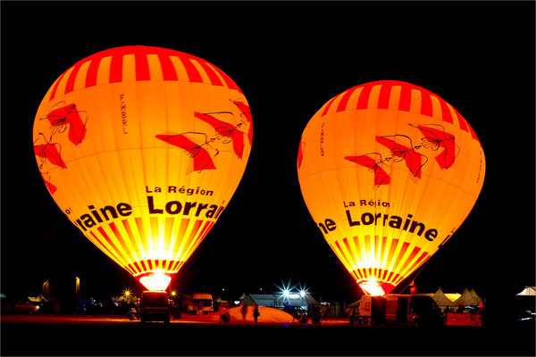 Lorraine Mondial Air Ballons, Chambley, France