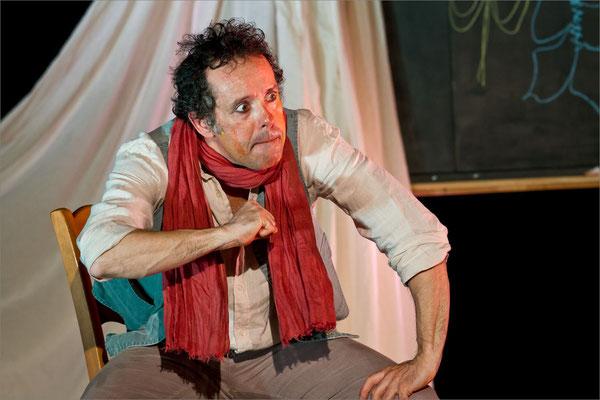 """Antoine Seguin (spectacle """"A la gloire de mon père""""), Jarville-la-Malgrange, France"""