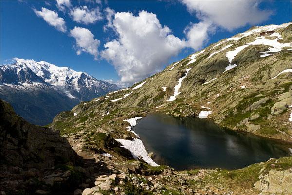 Lac des Chéserys, Chamonix Mont-Blanc, France