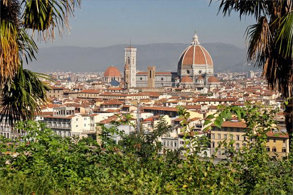 Vue générale, Florence, Italie