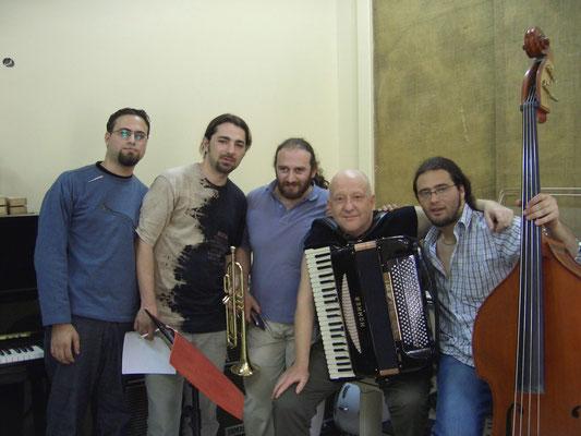 Musikhochschule Damaskus