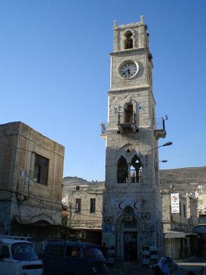Der palästinensische Big Ben