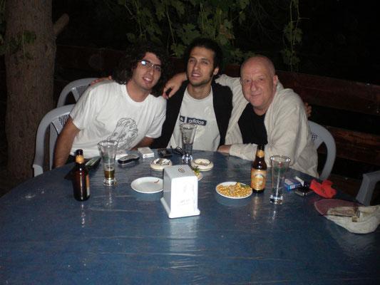 Feierabend mit Tarq und Ahmed