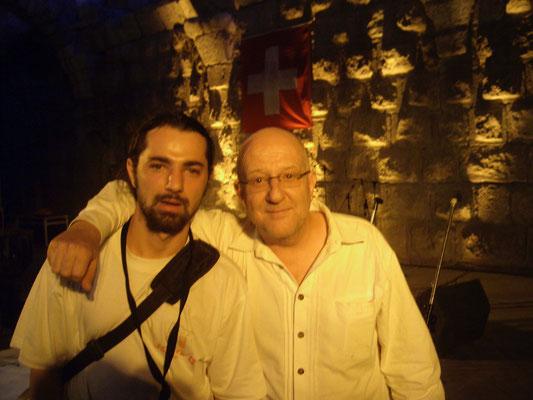 Mit Basel Rajoub