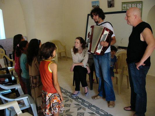 Al Kamandjati Musikschule