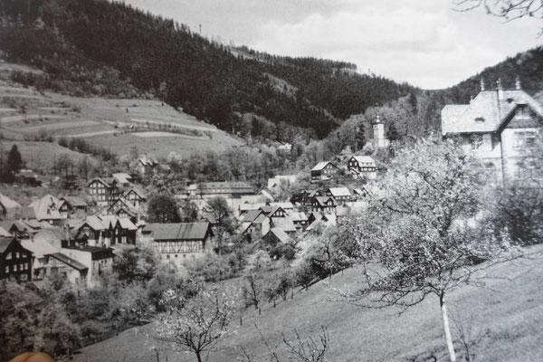 Rauenstein, 1920er