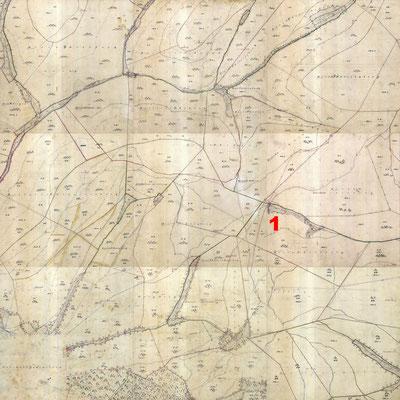 Landesvermessung 1864