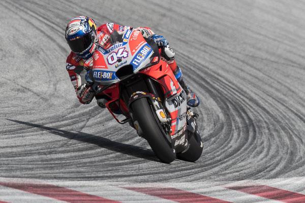 AD04 Andrea Dovizioso MotoGP Ducati Racing gallery by Marco Serena Photographer