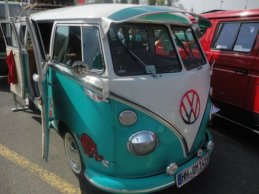 VW Impressionen.