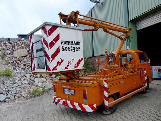 Der Ruthmann Steiger im Detail.