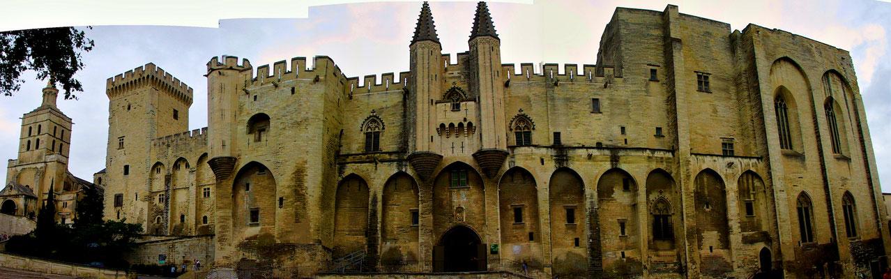 Kathedrale in Avignon.