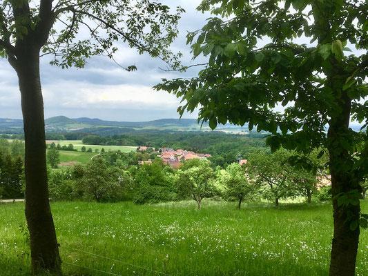 In Thalwenden und Umgebung, V.
