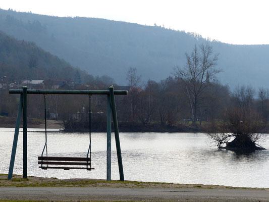 Campingplatz Teichmann am See.