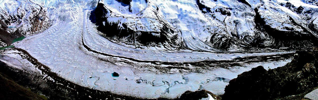 Gornergrat-Gletscher.