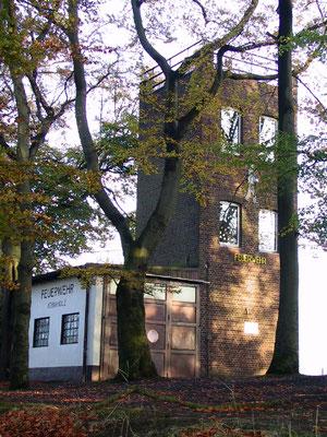 Altes Feuerwehrhaus.