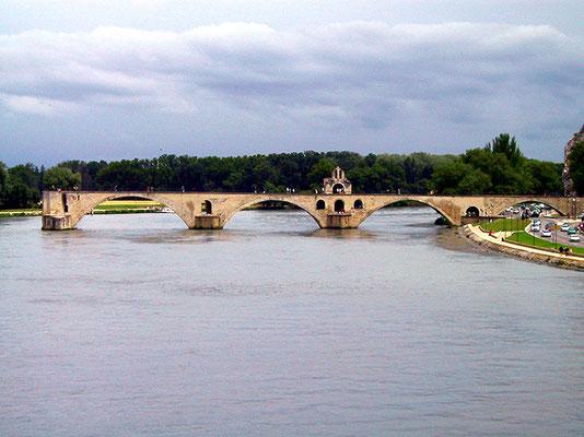 In Avignon.