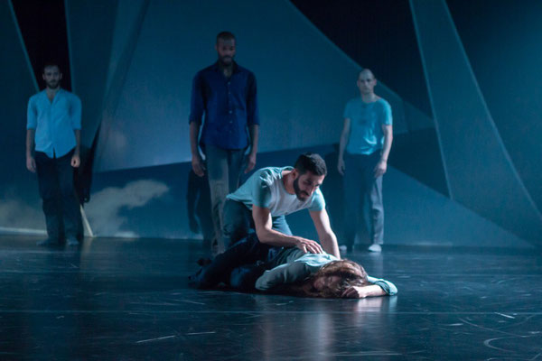 True Romance by Henning Paar / Daniel Soulié - Theater Münster - Photo by Oliver Berg