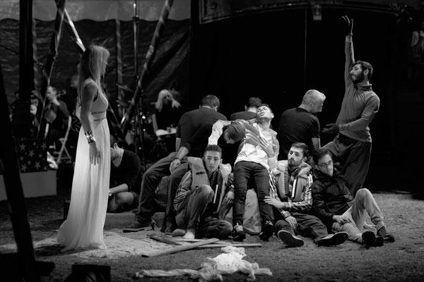 Odyssee - Director: Stefan Bastians - Choreograohy: Saeed Hani - Uli Schmidt