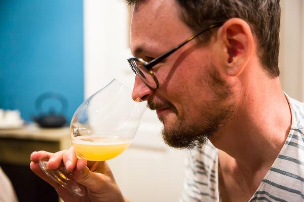 (K)ein Helles, bitte! Craft Beer Tasting II mit Steffen von feedmeupbeforeyougogo.de