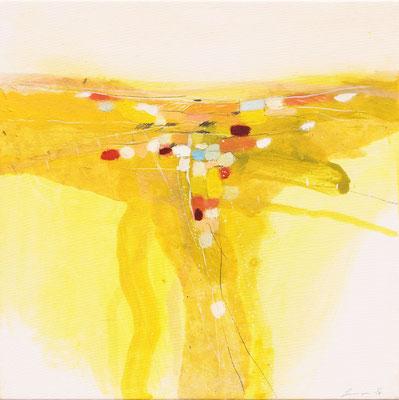 Frühling, Öl auf Leinwand, 50 x 50 cm, € 890,-