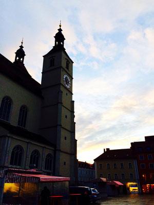 レーゲンスブルク・Neupfarr教会