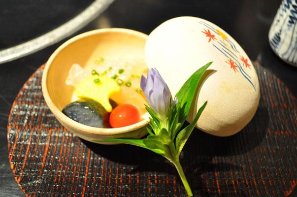 Kaiseki-Gericht