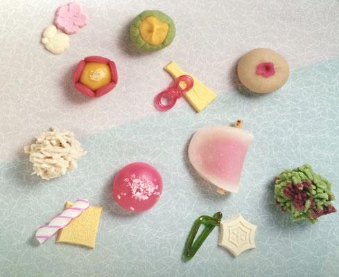 Kyoto: Traditionelle japanische Süßigkeiten von Tsuruya Hachiman