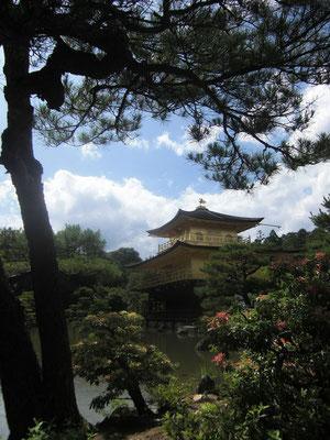 Kyoto: Tempel Kinkaku-ji