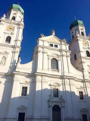パッサウ・聖シュテファン大聖堂