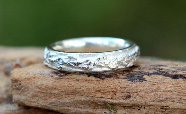 Ring Thuja, 925/- Silber, €80,-