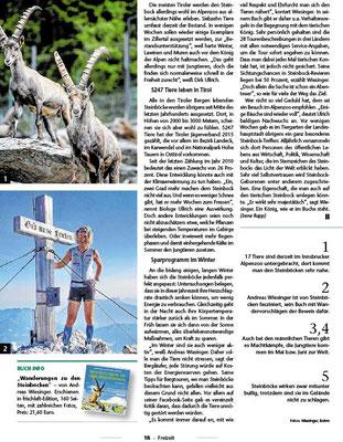 Magazin / Tiroler Tageszeitung / 24.4.16 / Nr. 114