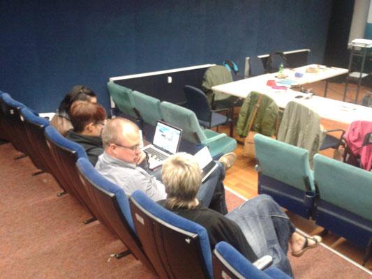 """Workshop """"Demokratie stark machen - Medieneinsatz im pädagogischen Prozess"""""""