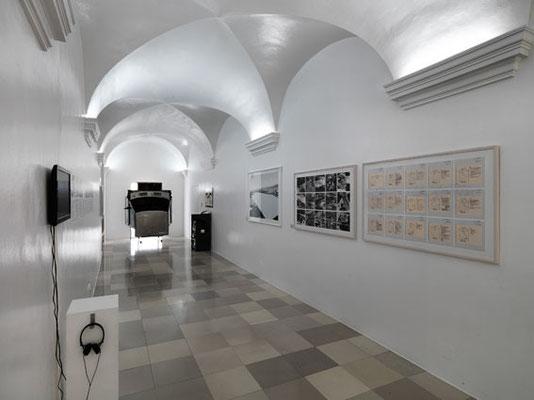 POZOR! Kalte Grenze, Kunstsammlung Land Oberösterreich, Foto: Sandro Zanzinger