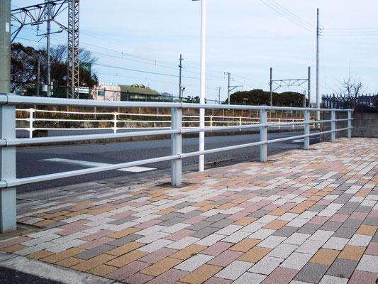 土気駅広場/千葉県