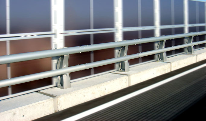 丸ビーム 黒門跨線橋/宮城県