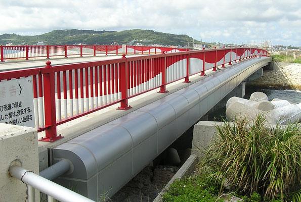 沖縄県 雄飛橋