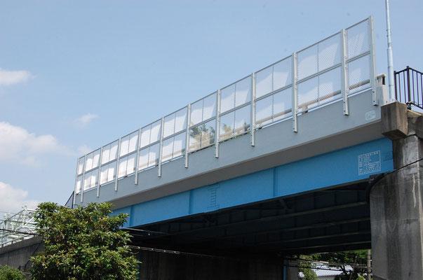 上尾陸橋 埼玉県